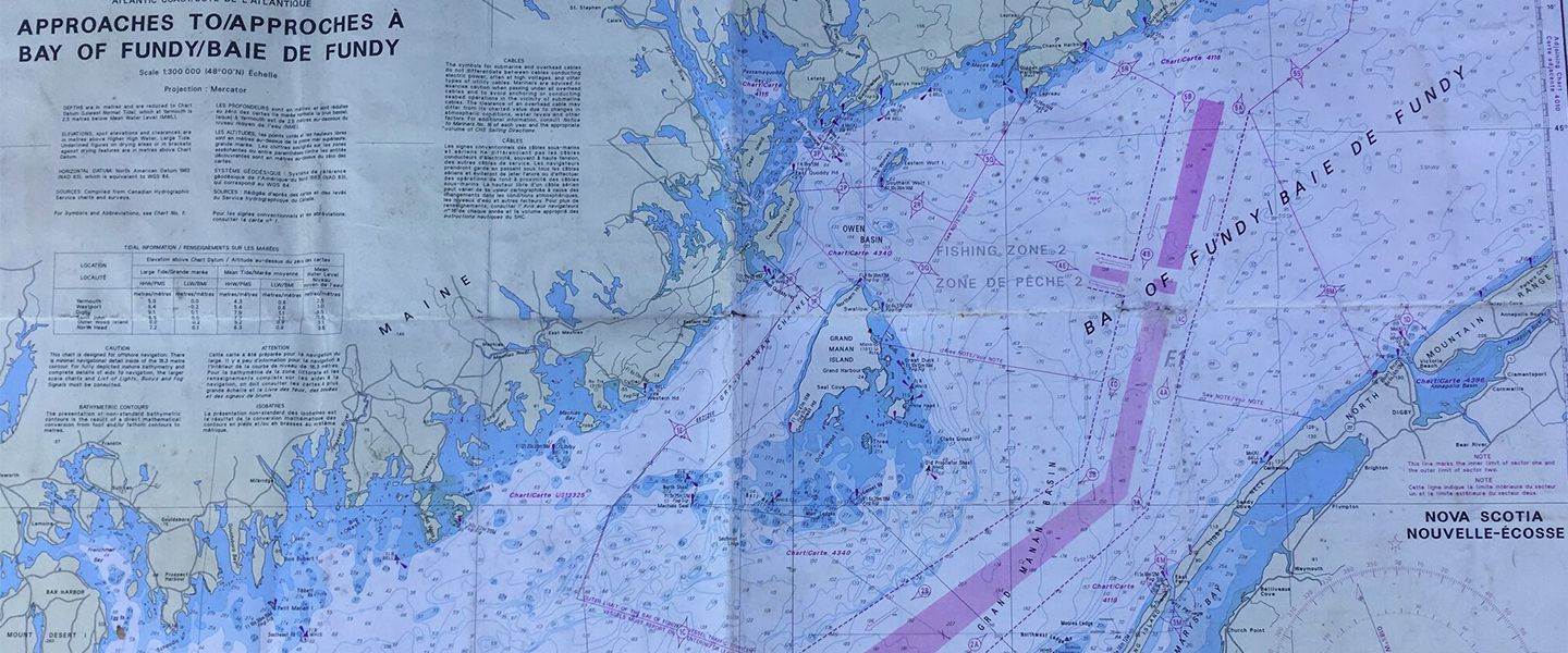 map of bay of fundy