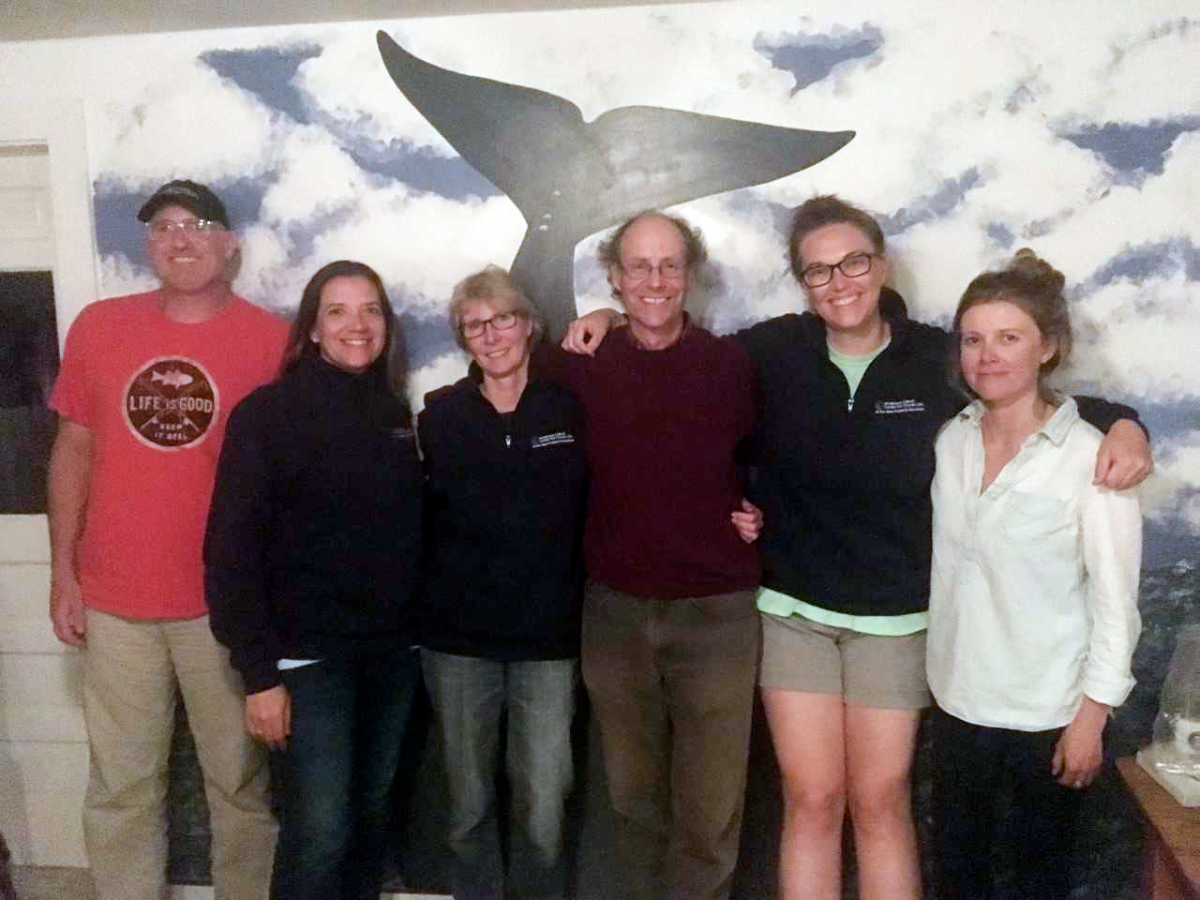 The Right Whale Team!