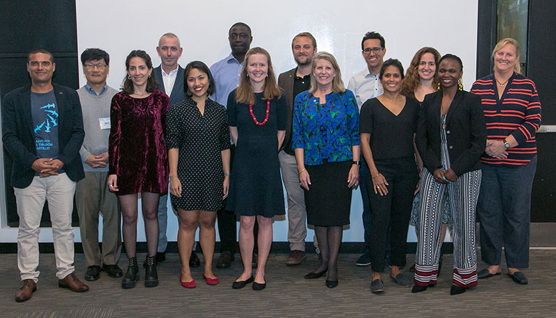 2019 MCAF Fellows